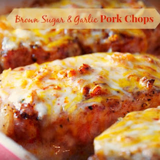 Garlic Brown Sugar Pork Chops Recipes