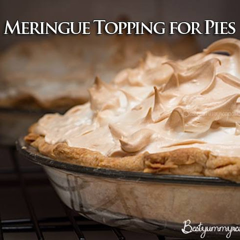 Meringue Topping for Pies