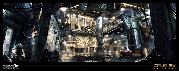 Next Deus Ex game may be getting multiplayer