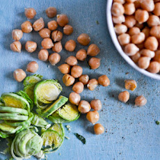 Warm Winter Chickpeas