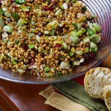 Blue Dog Bakery's Wheat Berry Salad