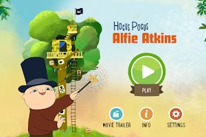 Screenshot of Hocus Pocus Alfie Atkins