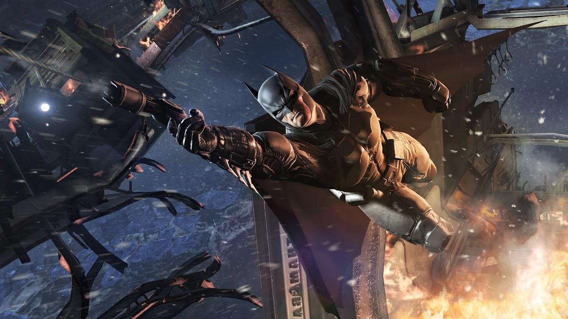 Batman: Arkham Origins launches at the top of the UK multiformat charts