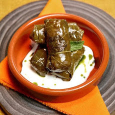 Vegetable Dolmades