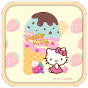 Hello Kitty Lovely IceCream icon