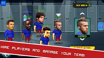 Screenshot of Football Touch 2015