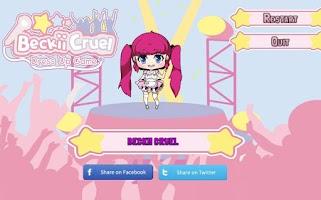 Screenshot of Dress Up Girl Kawaii Edition