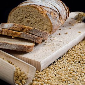 Bread & Wheat by Lightbox Studio - Food & Drink Cooking & Baking