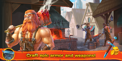 Screenshot of Warspear Online MMORPG
