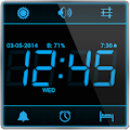 App Digital Alarm Clock APK for Kindle