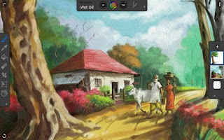 Screenshot of Painter Mobile