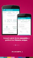 Screenshot of Mi Cuenta Personal