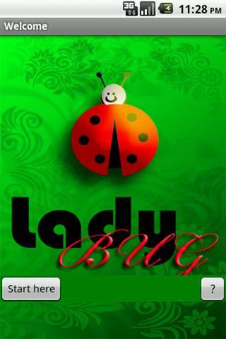 Ladybug Dice