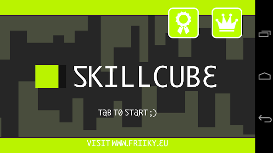 Skill Cube - screenshot