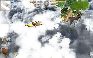 Screenshot of Crazy Flying Squirrel Free