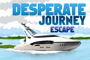 Screenshot of Desperate Journey Escape