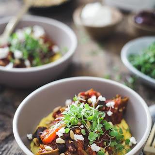 Eggplant Parmesan Polenta Recipes