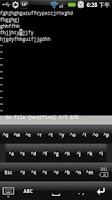 Screenshot of Full Keyboard