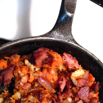 Sweet And Savory Autumn Skillet