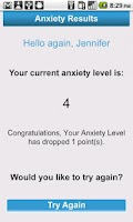 Screenshot of Anxiety