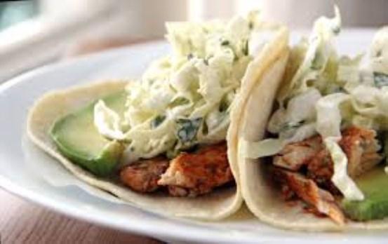 DASH Cilantro Lime Tilapia Tacos Recept | Yummly