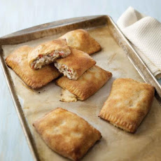 Sausage & Vegetable Calzones