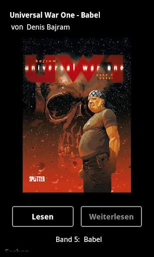 Universal War One Band 5