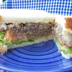 Country Fried Meatloaf Sandwich