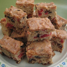 Cherry-Fig Bars