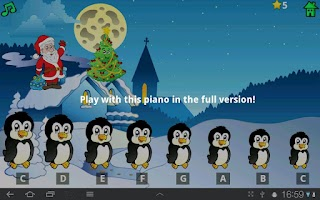 Screenshot of Kids Fun Animal Piano