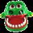 Crocodile Dentist Game(Cute!) mobile app icon