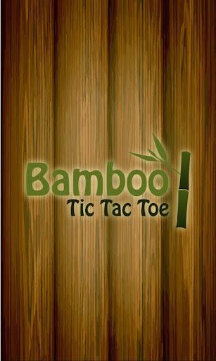 【免費休閒App】Bamboo TicTacToe-APP點子