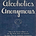 Big Book Alcoholics Anonymous icon