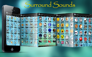 Screenshot of Surround Sounds - Relax & Fun