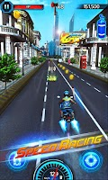 Screenshot of DEATH RACING 3D