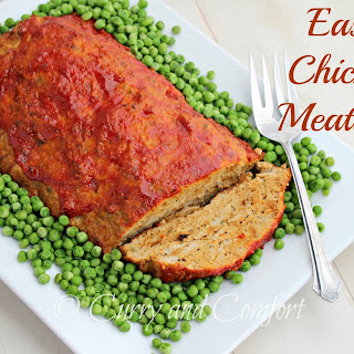 Easy Chicken Meatloaf (Throwback Thursdays)