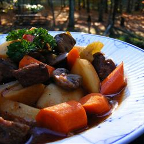 Make-Ahead Slow Cooker Beef Stew