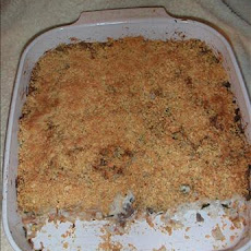 Crispy Chicken & Rice Casserole