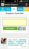 Screenshot of Singapore Travel Guide & Tour