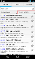 Screenshot of Karaoke Vietnam