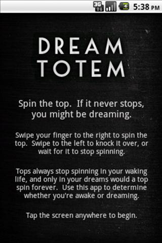 Dream Totem free