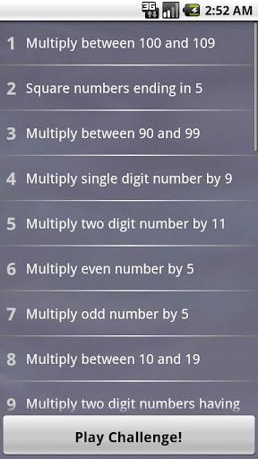 Fun Math Tricks Lite