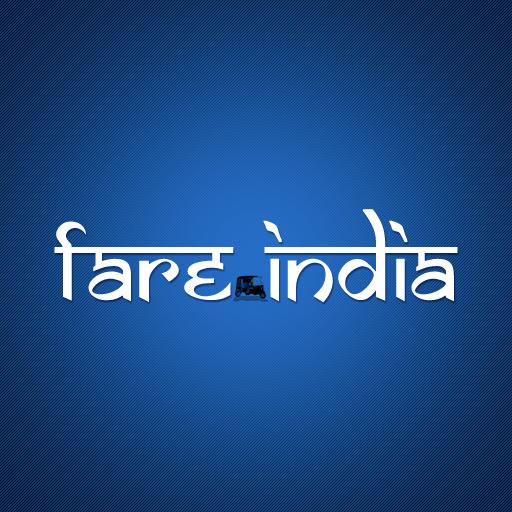 FareIndia LOGO-APP點子