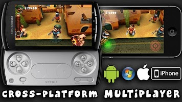 Screenshot of Guerrilla Bob for Xperia PLAY