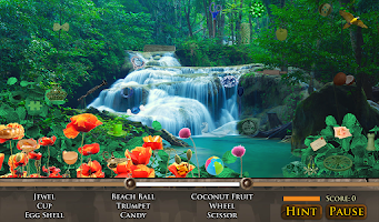 Screenshot of Hidden Object - Enemies Free