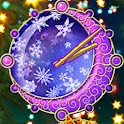 Christmas Clock deluxe icon