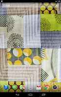 Screenshot of Patchwork Quilts Wallpaper