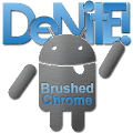 Free Download Brushed Chrome CM11/AOKP Theme APK for Samsung