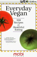 Screenshot of Bible of Vegan Recipes