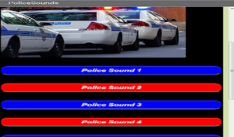 Screenshot of Emergency Sirens Sound Effects